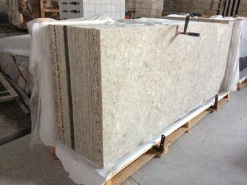 Leathered White Granite That Looks Like Marble For Floor Decoration