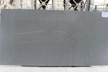 China Grey Mirror Artificial Quartz Stone Slab Countertop Solid Surface 30mm Thickness supplier